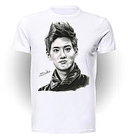 Футболка GeekLand ЭКЗО EXO suho fan art EX.01.003