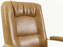 Кресло Альберто Хром Титан крем (Richman ТМ), фото 3