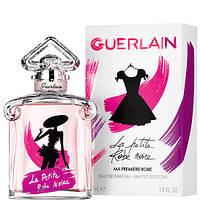 Женская парфюмированная вода Guerlain La Petite Robe Noire Ma Premiere Robe limited edition (черное платье)