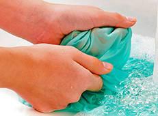 Порошки и хозяйственное мыло для ручной стирки