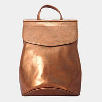 Сумка-рюкзак жіноча бронзова (масло) / Сумка-рюкзак женская бронзовая (масло)