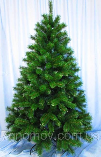 Ель искусственная на нитях зеленая 1.60 метра CLASSIC