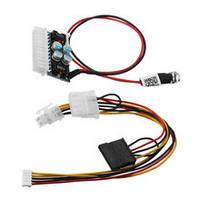 Преобразователь напряжения,блок питания 160Вт Pico PSU модуль DC-DC 12В 24pin ATX Mini ITX