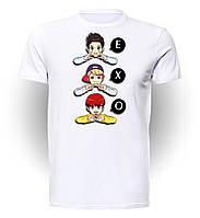 Футболка GeekLand ЭКЗО EXO Трио EX.01.005