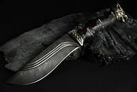 """Нож """"Вожак"""", купить охотничий нож ручной работы в Украине"""