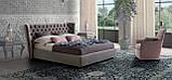 Итальянская мягкая кровать CARAVAGGIO фабрика LeComfort, фото 7