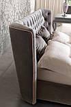 Итальянская мягкая кровать CARAVAGGIO фабрика LeComfort, фото 5