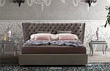 Итальянская мягкая кровать CARAVAGGIO фабрика LeComfort, фото 2