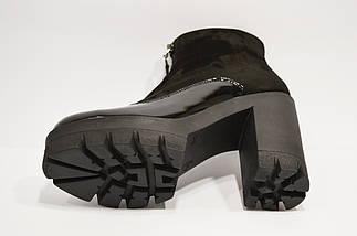 Ботинки женские черные Selesta, фото 2
