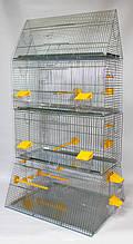 Клітка для птахів (400х500х970мм), розбірна ХМАРОЧОС  ЛОРИ