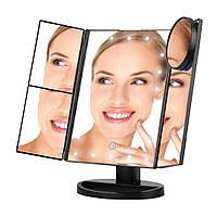 Большое LED зеркало с подсветкой  для макияжа
