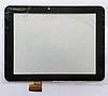 Оригинальный тачскрин / сенсор (сенсорное стекло) Prestigio MultiPad Ranger 8.0 4G PMT5287 (черный самоклейка)