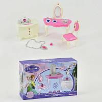 Кукольный игровой набор мебели 901-358, в коробке