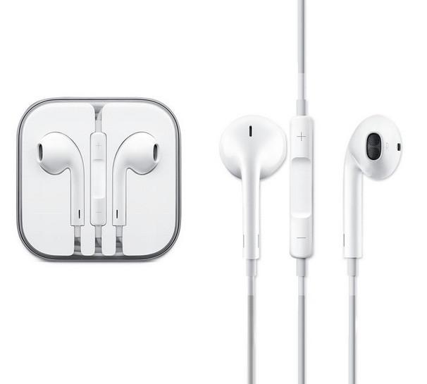 Гарнитура наушники Apple Earpods 6S с микрофоном 4f72be349cb0a