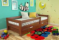 Детская кровать Arbordrev Альф (80*190) бук, фото 1