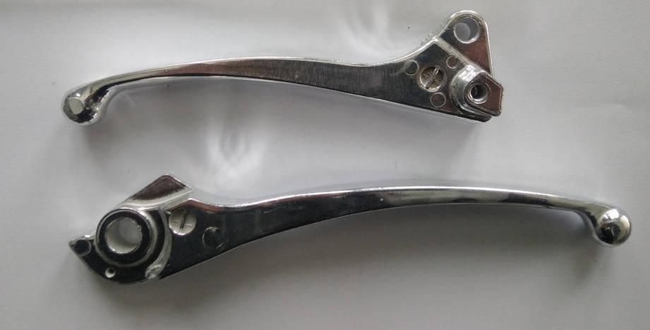 Рычаги тормозные (выжимные) HONDA DIO AF-35 NEW ABS (пара), фото 2