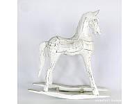 Деревянная статуэтка «Лошадка-качалка», 55 см (22211.1)