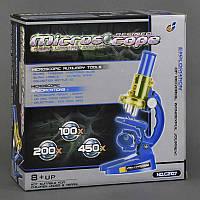 Игрушка микроскоп С 2107, с аксессуарами, в коробке, 23*22*7 см