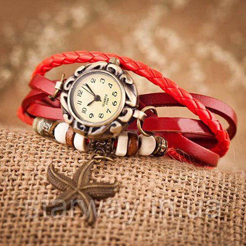 Наручний жіночий годинник Vintage Star | Стильні