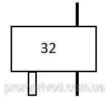 Вариант сборки редуктора 32 - купить