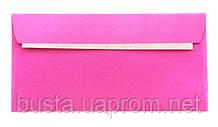 Конверт розовый Е65 с клейкой лентой
