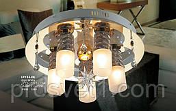 Люстра потолочная люстра с пультом Altalusse  Чехия