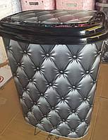Корзина для белья прямоугольная, 53 л,Elif Plastik, Турция