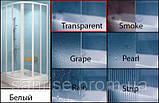 Душевая дверь RAVAK ASDP3-120 белый+grape 00VG0102ZG, фото 3
