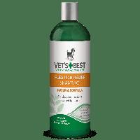 VETS BESTFlea Itch Relief Shampoo, 470 мл-успокаивающий шампунь для устранение зуда при укусах блох для собак