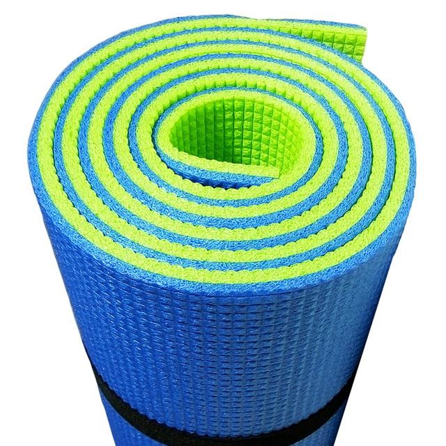 Купить коврик для йоги и фитнеса «Premium-9»