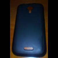 Чехол для телефона Fly IQ451 Vista силикон черный
