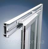 Душові двері RAVAK ASDP3-80 білий+pearl 00V4010211, фото 4