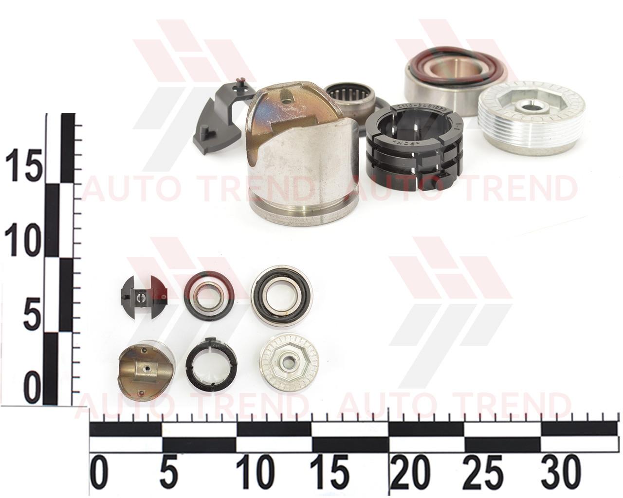 Ремкомплект рулевой рейки 2110-2112 с подшипниками