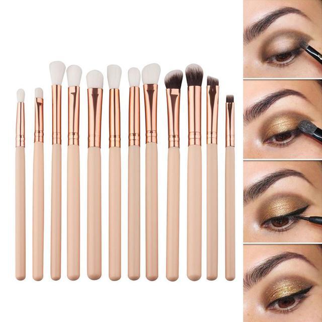 Cosmetic Brushes Set