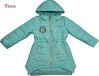 Куртка-парка Вероника детская для девочки, 140 р