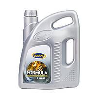 Моторное масло Gemaoil FORMULA S 5W-40 (5л)  синтетическое API SM/CF, ACEA A3/B3, B4