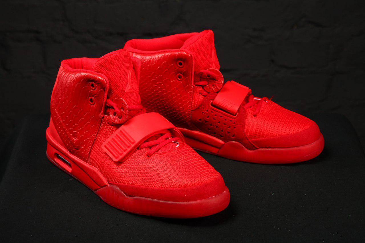 174f682d Мужские кроссовки Nike Air Yeezy 2 SP