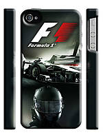 Чехол Formula 1  для iPhone 4/4s