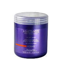 FarmaVita увлажняющаямаска для сухих и ослабленных волос Amethyste Hydrate Velvet Mask 1000 мл