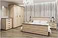 """Кровать 1,6 с ортопедическим каркасом """"Палермо NEW"""", фото 3"""