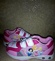 Кроссовки  Disney Принцессы для девочки, фото 1