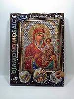 Danko Алмазная живопись Diamond Mosaik DM-02-09 (мал) Икона Богородица 6634