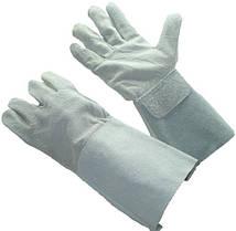 Перчатки кожаные (цельнокожаные)