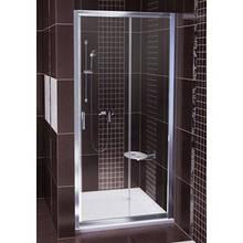 Душові двері RAVAK BLDP2-110 L/R полірований алюміній+transparent 0PVD0C00Z1