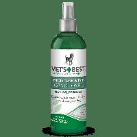 VET'S BEST Moisture Mist Conditioner, 470 мл - увлажняющий спрей-кондиционер для собак