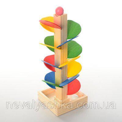 Деревянная игрушка Игра с шариками, MD 1100, 004862