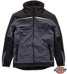 Куртка водостойкая демисезонная серая Dickies США DK-PRO-J SB