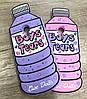 Чехол BOYS TEARS для MEIZU M2 mini, бутылочка Слезы парней, фиолетовая, фото 2