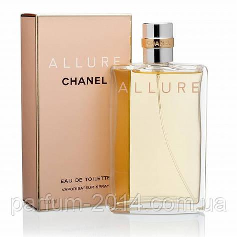 Женская туалетная вода Chanel Allure (реплика), фото 2