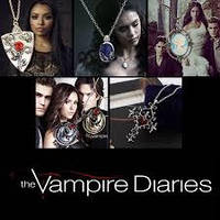 Кулон Дневники Вампира The Vampire Diaries
